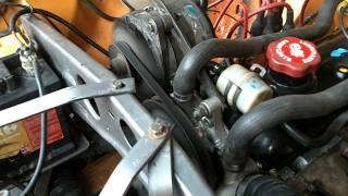 Demarrage moteur 4L