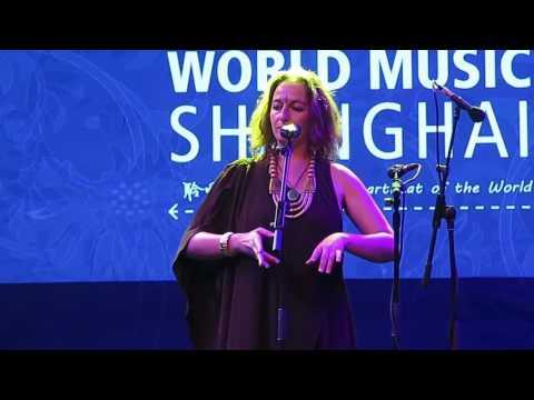 【Strawberry Alice】2016 Chevrolet World Music Shanghai: Enola (Frence), Xintiandi, 05/10.