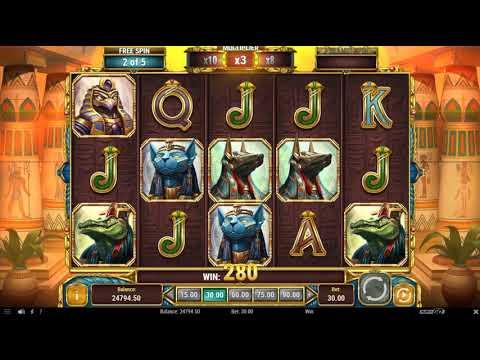Legacy of Egypt (Play'N GO)