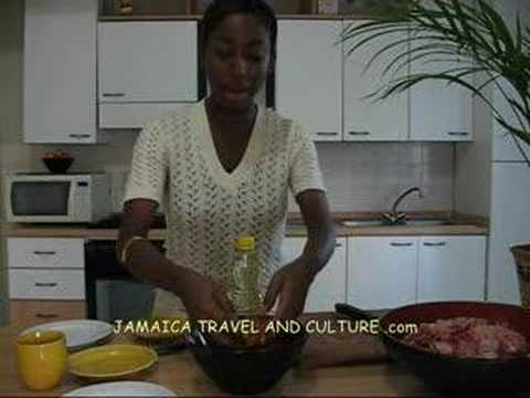 Jamaican Curry Chicken And Potatoes