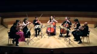 Musethica, Mendelssohn Octet Op. 20 in E-flat major, I. Allegro moderato ma con fuoco