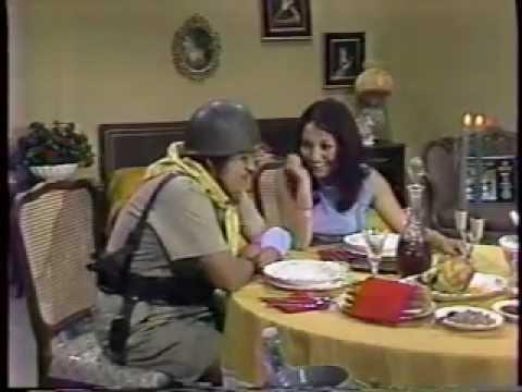 Los Polivoces - Agallón Mafafas y Juan Garrison - La cena.