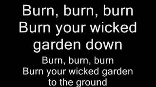 stone temple pilots wicked garden lyrics