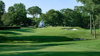 2020 U.S. Open: Winged Foot Flyover - Hole No. 15