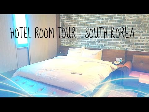 BUSAN SOUTH KOREA | HOTEL ROOM TOUR