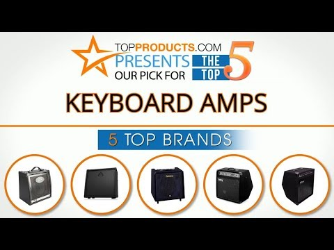 Best Keyboard Amp Reviews 2017 – How to Choose the Best Keyboard Amp