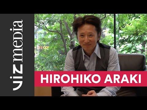Message from Hirohiko Araki - JoJo's Bizarre Adventure and Fashion