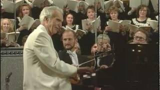 Dave Brubeck Quartet & RNO To Hope! A Celebration Mass Moscow 1997