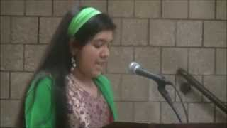 clips of shorolipi performance for asian heritage month 2014
