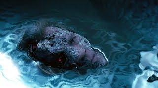 T-800 dies in liquid metal | Terminator Genisys