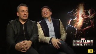 Russo Brothers Chat Spider-Man, Avengers: Infinity War & Star Wars