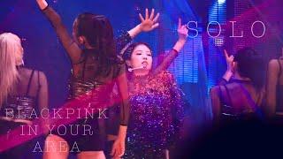 [#2](4k) 181110 블랙핑크 제니 솔로 BLACKPINK JENNIE SOLO (First Seoul concert) 직캠