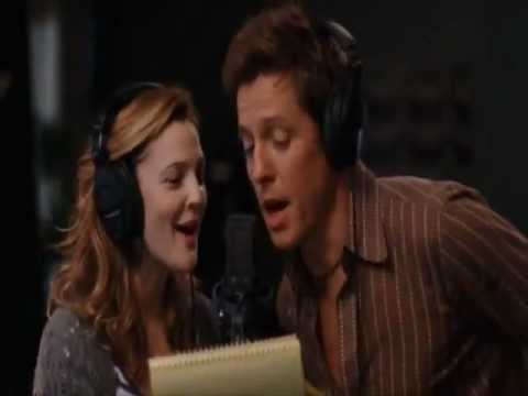 Hugh Grant and Drew Barrymore_WAY BACK INTO LOVE_with Lyrics_(Movie-Music and Lyrics-2007).flv