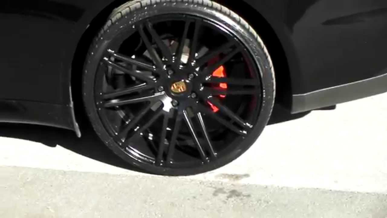 22 Inch XO Milan Black Wheels 2014