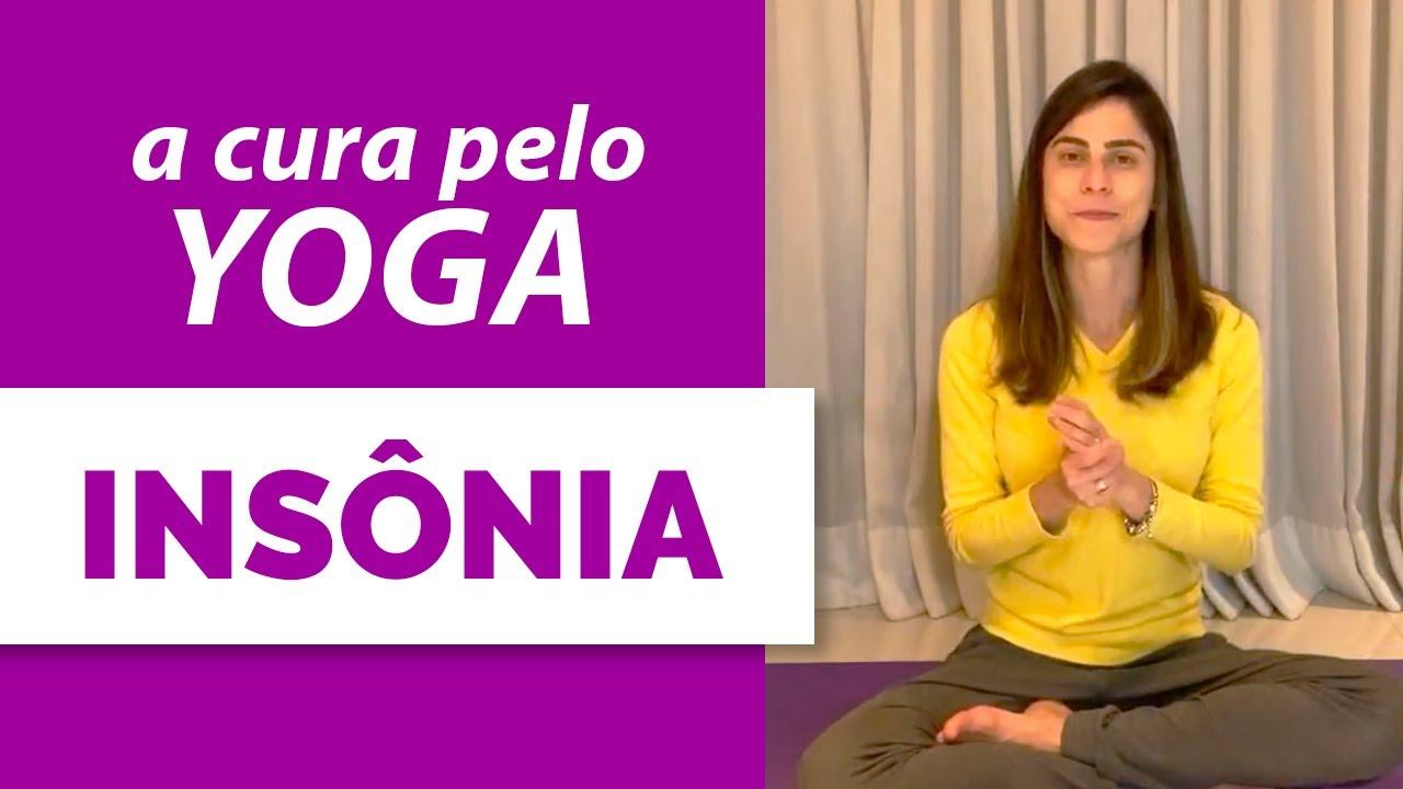 A Cura pelo Yoga da INSÔNIA l Como Dormir Melhor?