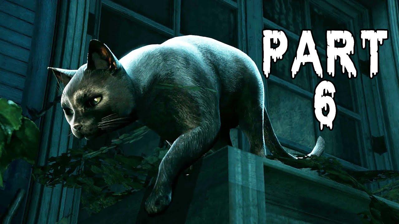 Murdered Soul Suspect Gameplay Walkthrough Part 6 Possessed Cat