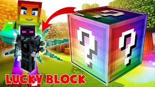 Lucky Block Tham Lam ??? Minecraft Thử Thách Noob