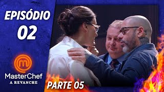 MASTERCHEF A REVANCHE (22/10/2019) | PARTE 5 | EP 02 | TEMP 01 Video