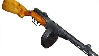 Макет ППШ 41   Пістолет-кулемет Шпагіна зразка 1941 року