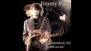 Jimmy Page - East Rutherford 1988