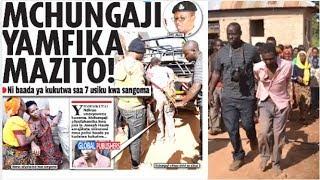 AIBU NZITO:  MCHUNGAJI Akutwa kwa MGANGA!