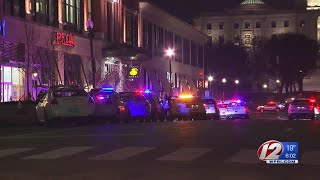 Manhunt underway after shooting at Providence Place; shoppers evacuated