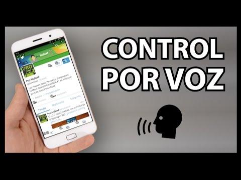 Nueva APP de GOOGLE para Controlar tu Android por VOZ !!
