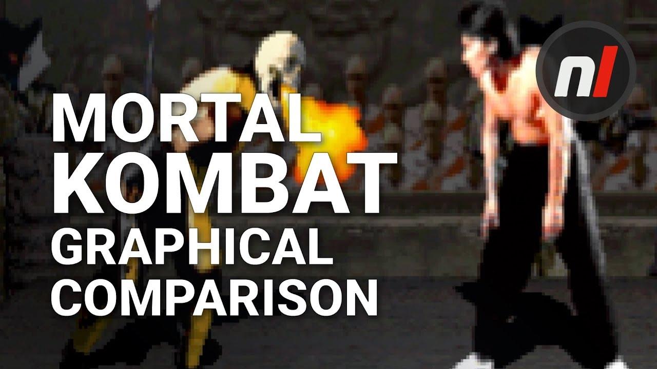 How Mortal Kombat Defined The Console War Between Sega And