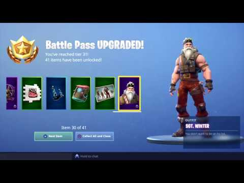 fortnite full season 7 battlepass (All New skins, toys, wraps, pets & more ) 100 tiers