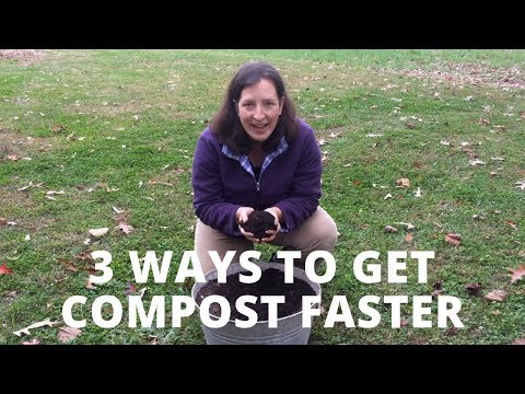 How to Make Compost Faster (and Know When It's Ready!) [Quick Start to Composting Part 3]