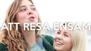 ATT RESA UTOMLANDS ENSAM | collab med Respodden