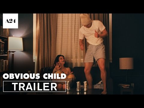 Download Youtube: Obvious Child | Official Trailer HD | A24