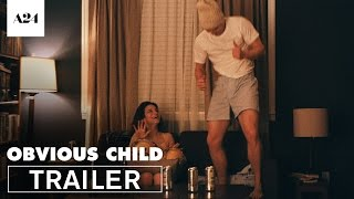 Obvious Child   Official Trailer HD   A24