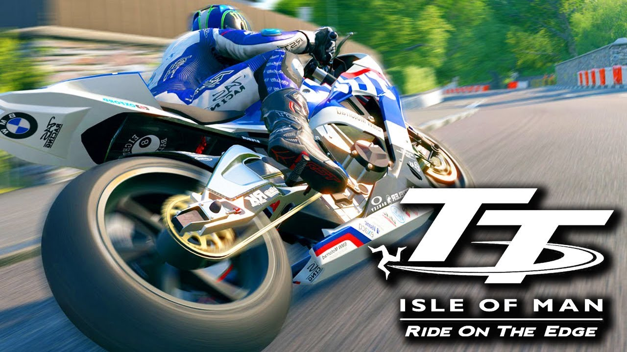 tt isle of man gameplay pc ride on the edge youtube. Black Bedroom Furniture Sets. Home Design Ideas