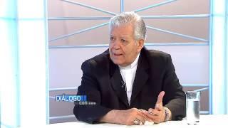 23/06/2016 - Diálogo Con... Cardenal Jorge Uroza Savino.- John Magdaleno.