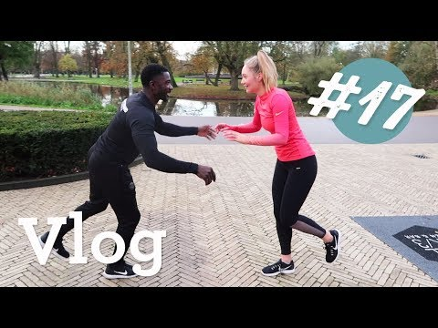 VLOG #17: CRAZY WORKOUTS IN NEW YORK & AMSTERDAM • Rens Kroes