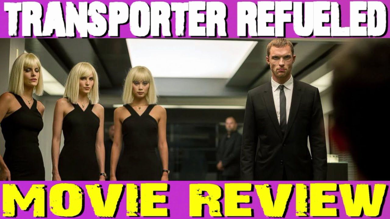 The Transporter Refueled film review (Bryan Lomax Movie Talk) - YouTube
