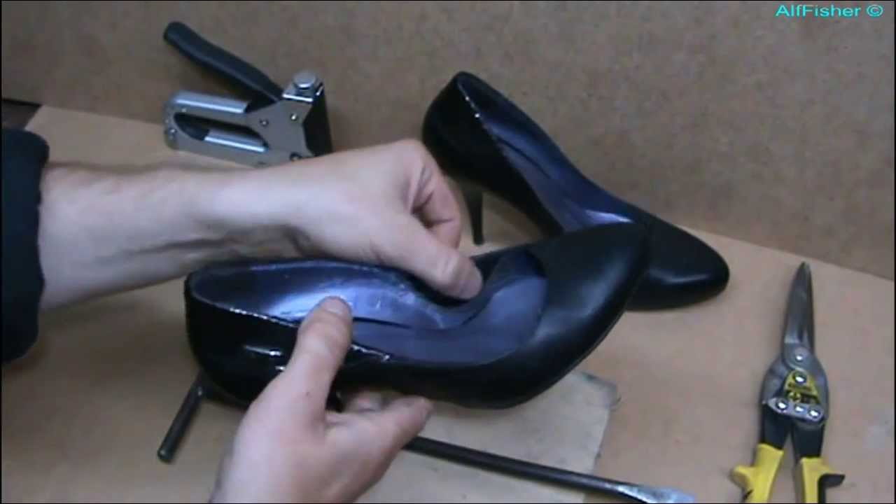Как уменьшить размер обуви или вторая жизнь 20