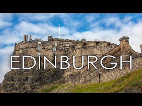 EDINBURGH A walking tour around the city / EDIMBURGO Un paseo por la ciudad