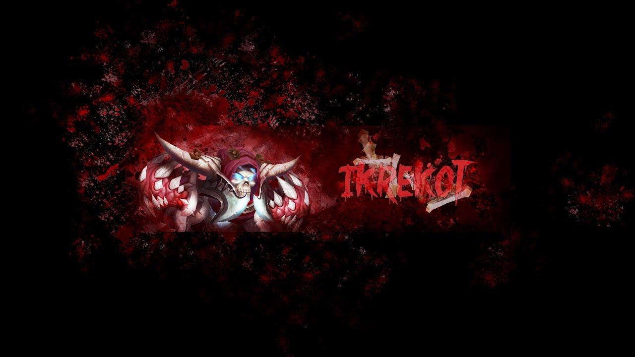 Halls of Valor - Blood DK Tank POV - Legion Alpha - YouTube