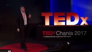 Game of drones | Panagiotis Partsinevelos | TEDxChania