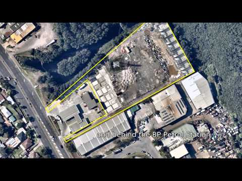 Industrial Units Padstow 11 Davies Road - Commercial Property Sydney