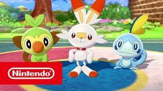 Pokémon Spada e Pokémon Scudo - Benvenuti nella regione di Galar!