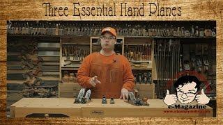 The 3 Hand Planes Power Tool Woodworkers Should Own (How to buy handplanes)
