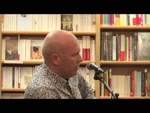 Richard Flanagan in Conversation with Patrick McGrath at McNally Jackson (Sept 3, 2014)