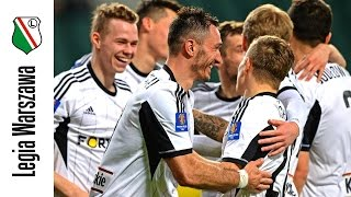 Kulisy meczu Legia Warszawa - Podbeskidzie Bielsko-Biała
