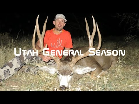OVER TIME - General Season Utah Mule Deer Hunt - By Tines Up