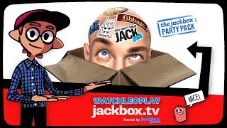 WatchLeoPlay - JACKBOX 5 (New Games!)