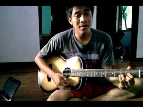 d'bagindas - maafkan aku acoustic by fandi yuliansyah
