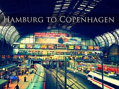 Hamburg To Copenhagen By Train; Europe By Train; Great Railway Journeys; Train Documentary